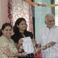 Appreciation Certificate for Computer Training